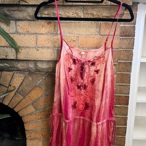 Free People Tank / Coverup